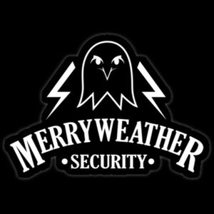 Merryweather Security Consulting Logo