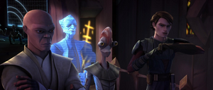 Palpatine Jedi Boll