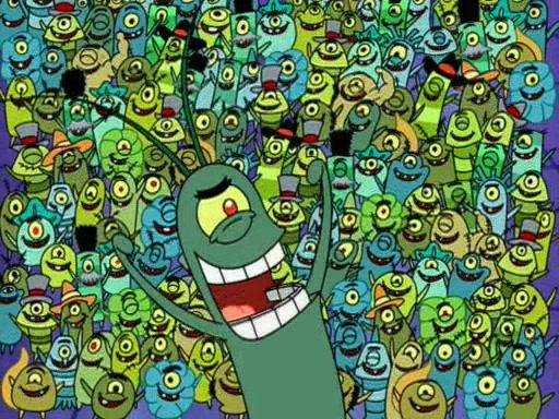 Plankton Family