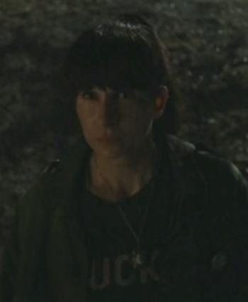 Ingrid (Fear The Walking Dead)