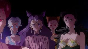 The ayakashi sisters crystal