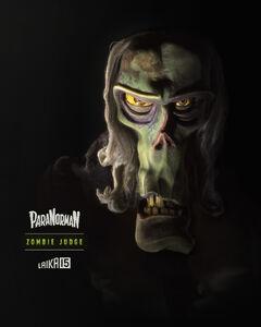 Zombie Judge in disLAIKAbles