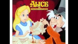 Alice in Wonderland OST - 20 - Painting the Roses Red March of the Cards