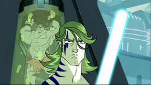 Anakin Skywalker defend himself