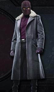 Baron Zemo MCU