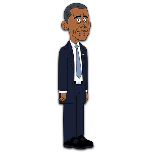 Barack Obama (Brickleberry)
