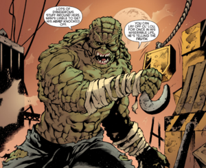Killer Croc Prime Earth 0015