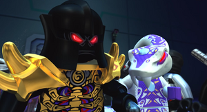 Pythor and the Golden Master Overlord