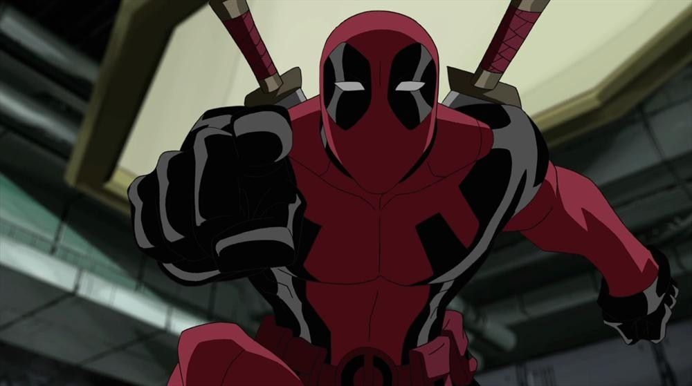 Deadpool (2010 Marvel Animated Universe)