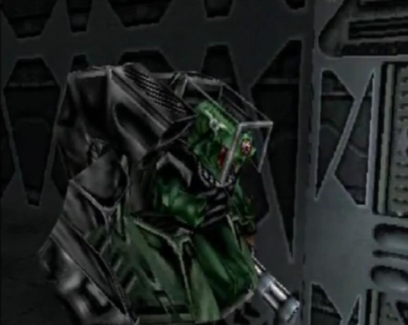 Alien Slave Boss