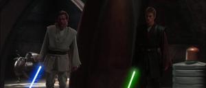 Anakin Skywalker Kenobi take