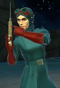Doctor Poison DC Legends
