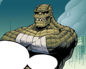 Killer Croc Prime Earth 0044