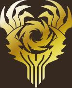 Kyuranger Jark matter logo
