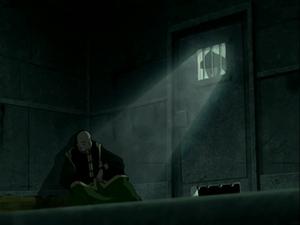 Long Feng imprisoned