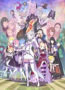 ReZero Season 2 Announcement