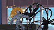 Spectacular Spider-Man (2008) Gangland fight part 3
