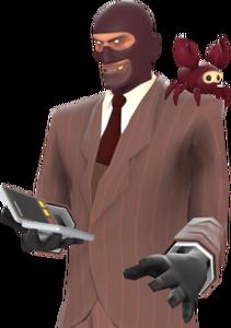 Spyandspycrab