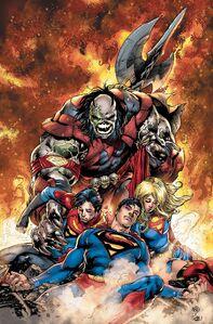 Superman Vol 5 11 Textless
