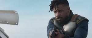 BP - Killmonger Kills Klaue
