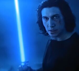 Ben Solo Jedi