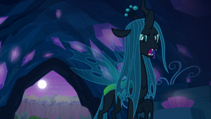 Chrysalis 'servants always fail you in the end! ' S8E13
