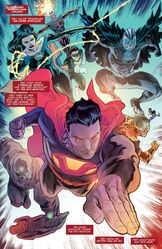 Crime Syndicate New 52