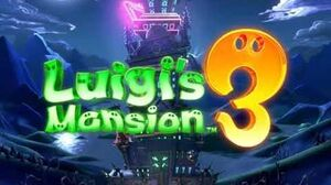 Ghost Catching Polterkitty - Luigi's Mansion 3 Music Extended
