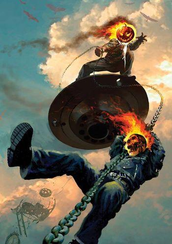 Jack O' Lantern (Marvel)