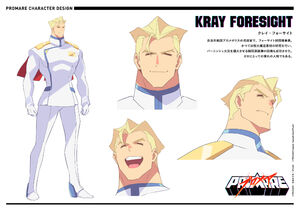Reference sheet kray