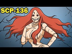 SCP-136 Naked Doll (SCP Animation)