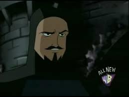 Shadow Thief Batman