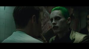 Suicide Squad (2016) - Joker Meeting 1080p