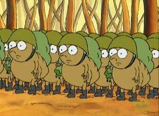 Troop Lice