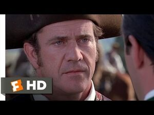 The Patriot (3-8) Movie CLIP - Before This War is Over (2000) HD