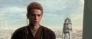 Anakin Skywalker assigned