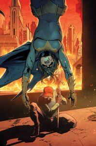 Batgirl Vol 5 48 Textless