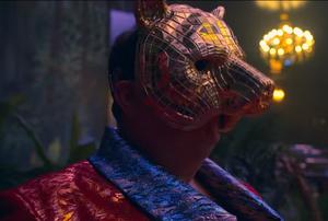 Bear Mask VIP