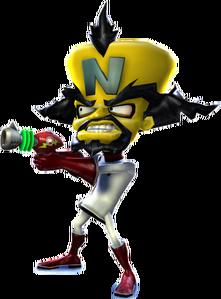 Doctor Neo Cortex Crash Twinsanity