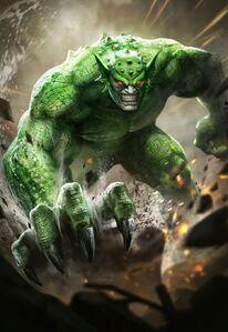 Emil Blonsky (Earth-TRN840) from Marvel Duel 0001