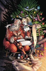 Harley Quinn Vol 3 55 Textless