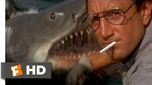 Jaws (1975) - You're Gonna Need a Bigger Boat Scene (4 10) Movieclips