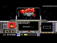 Michael Jackson's Moonwalker Hard - Round 6- Michael's Battle Plane 1-1
