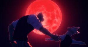 Riz and Tem anime 09