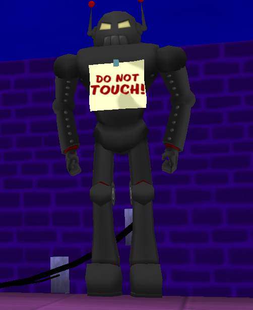 Chairman (Toontown)