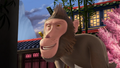 Twitch as a monkey