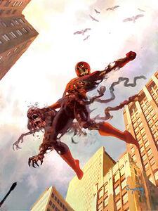 Zombie Spiderman