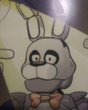 Bonnie the Bunny (FNAF Books)