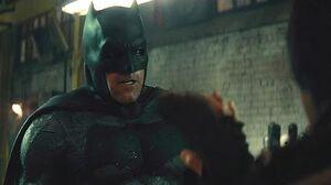 Batman V Superman ''Batman Saves Martha - WareHouse Scene'' 1080p
