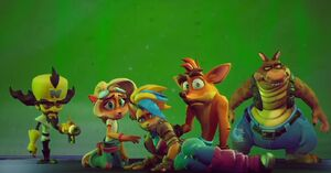 Crash Bandicoot 4 i t's About Time A Hole in Space 02